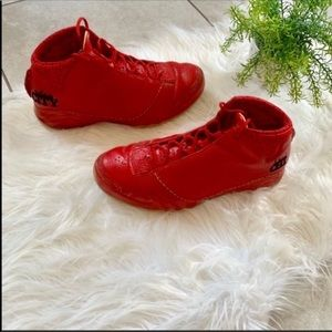 "Nike. University Red""Chi City"". Sz.10.5"